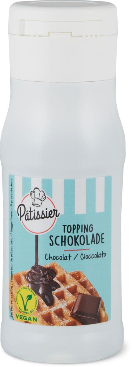 Patissier Topping Schokolade