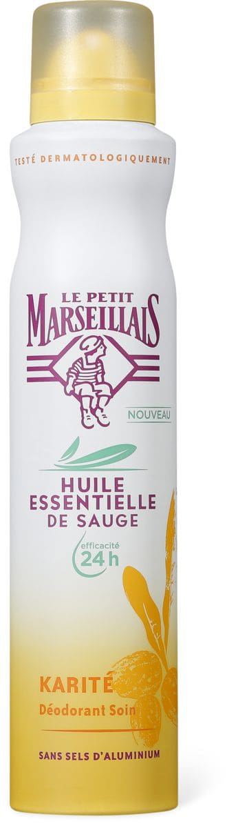 Le Petit Marseillais Deo Spray karite