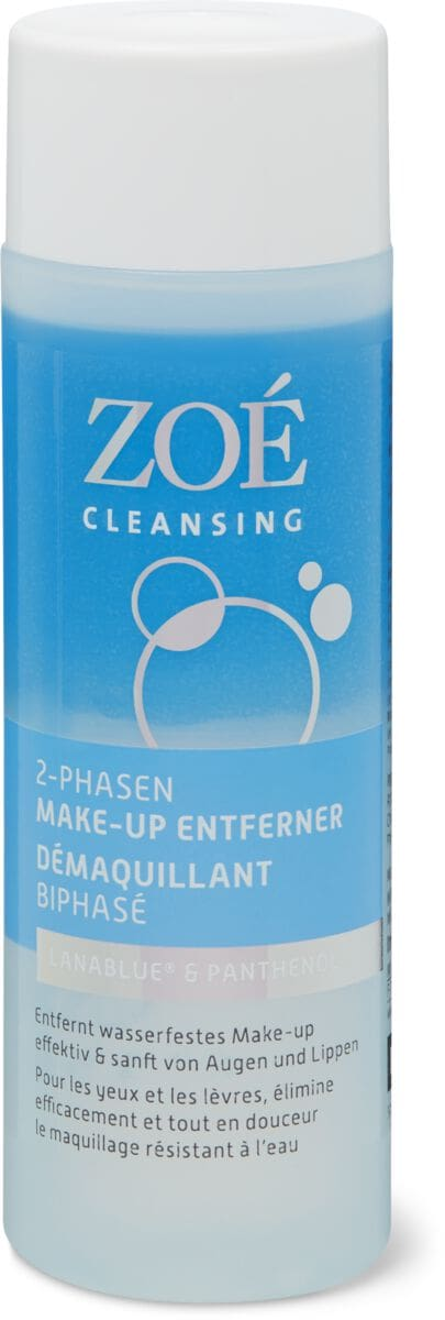 Zoé Cleansing strucchante occhi