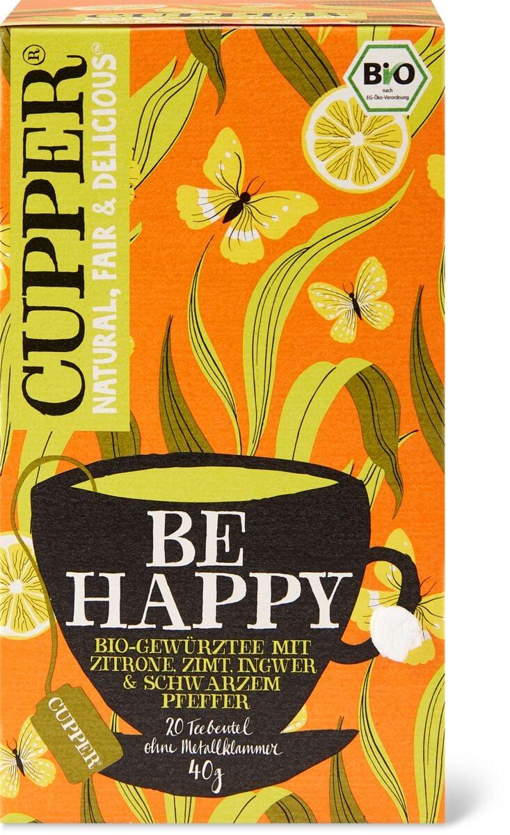 Bio Cupper Be Happy