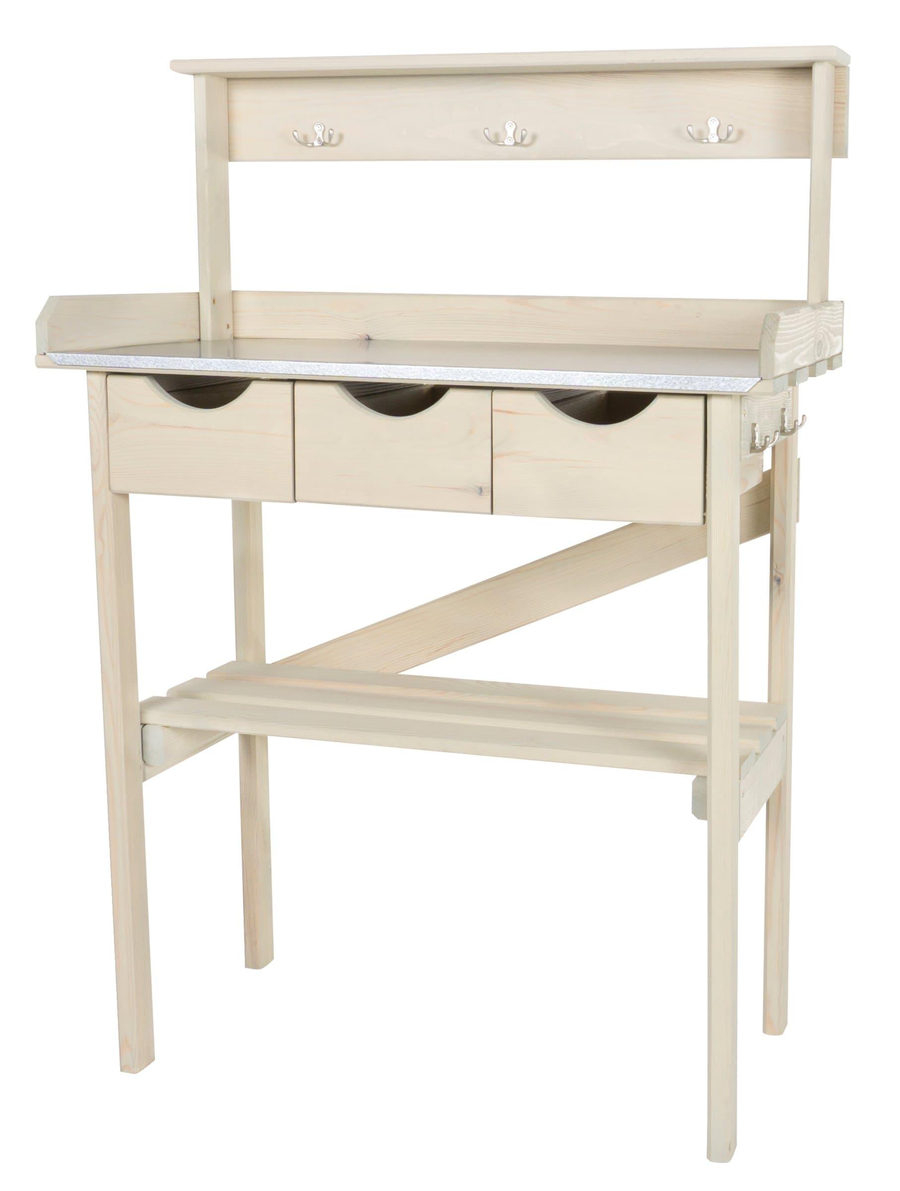 do it garden table pour plantes en bois migros. Black Bedroom Furniture Sets. Home Design Ideas