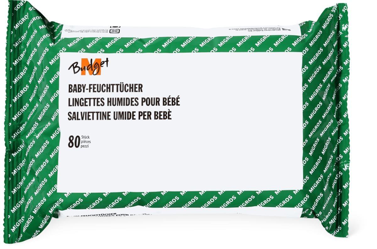M-Budget Baby Feuchttücher