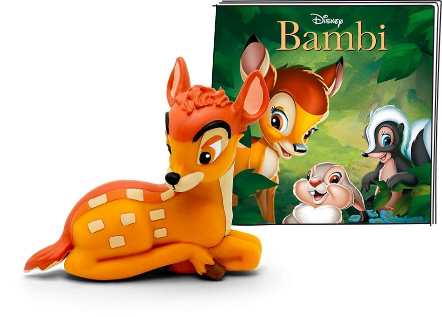 tonies® Disney Bambi (DE) Hörspiel