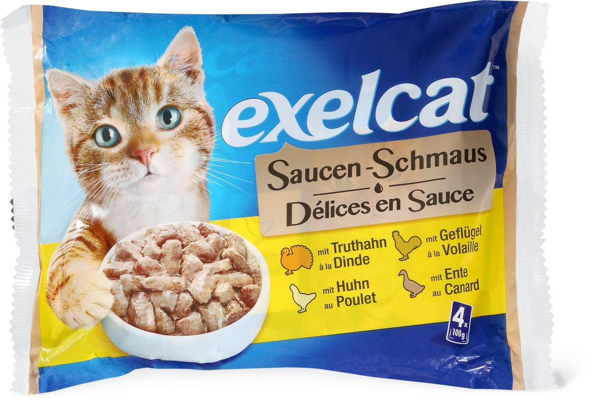 Exelcat Sauce Volaille