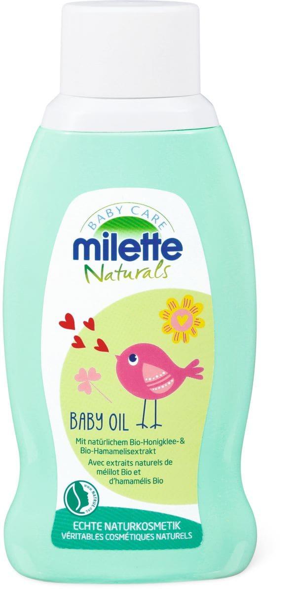 Milette Naturals Baby olio