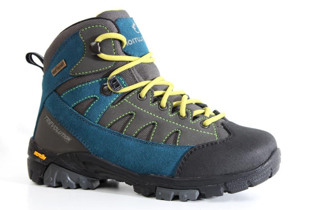 Trevolution Wolf Creek Mid Chaussures de randonnée pour enfant
