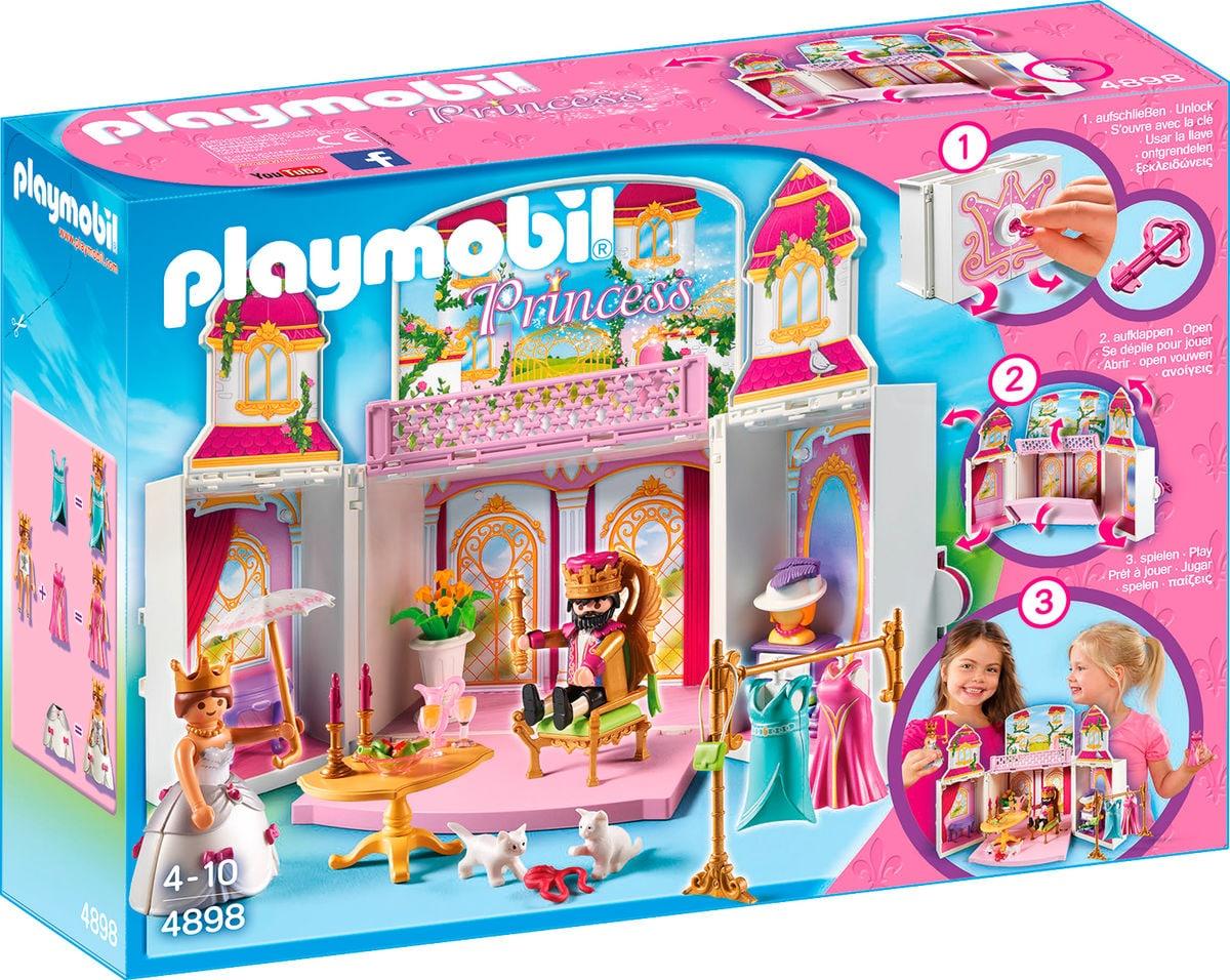 Playmobil Princess Coffre Cour royale 4898