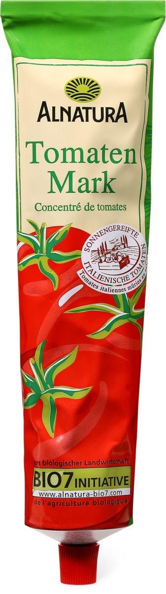 Alnatura concentré De tomate en tube
