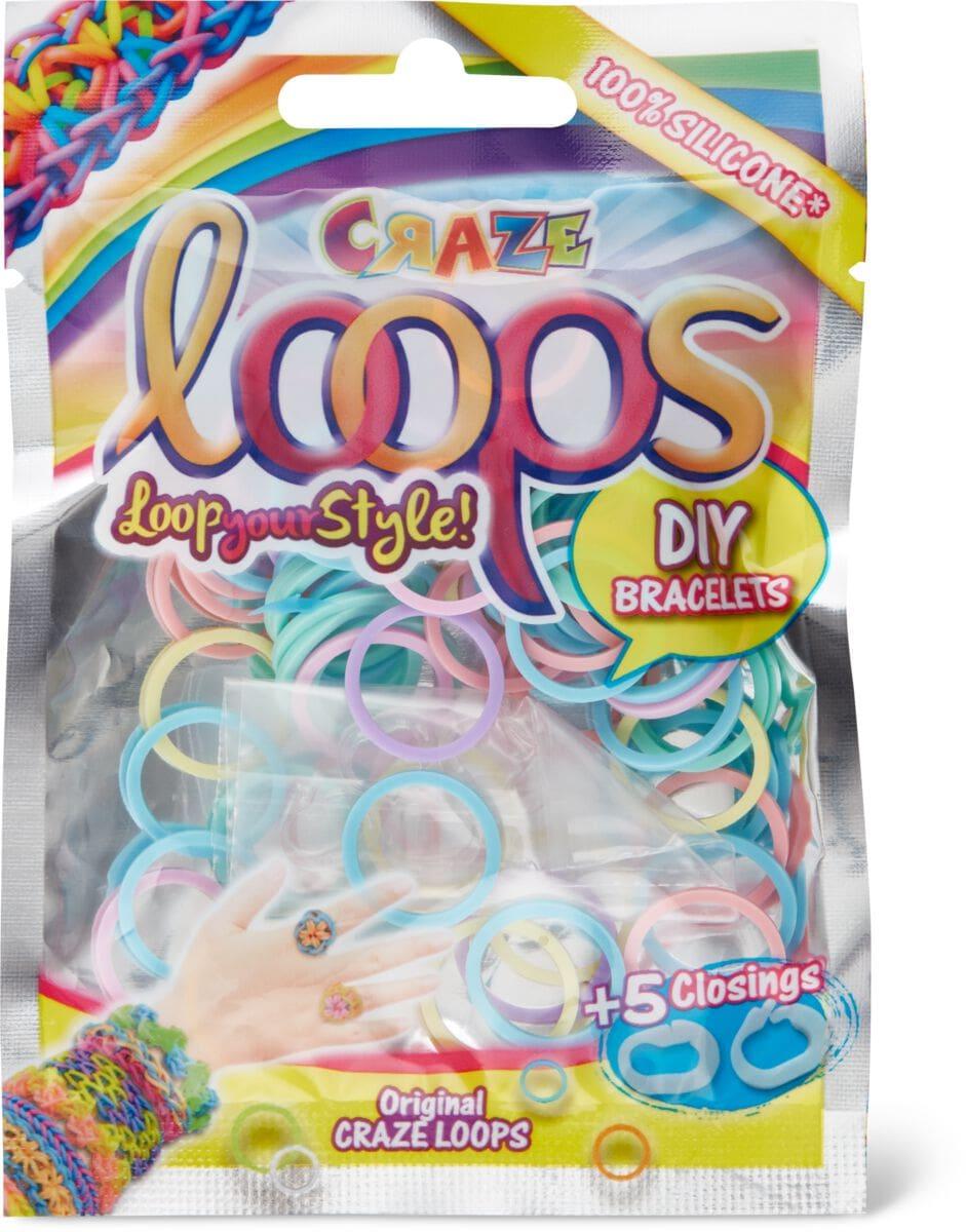 Craze Loops Foilbag Basteln