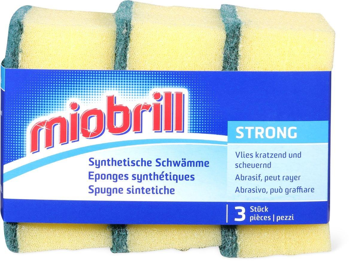Miobrill Strong Schwämme