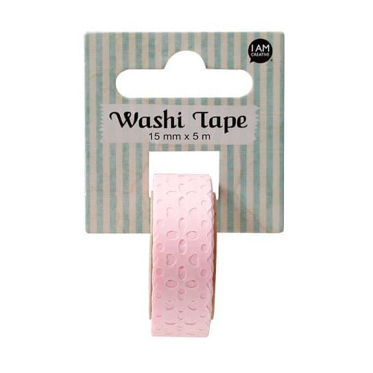I AM CREATIVE Washi Tape Lace