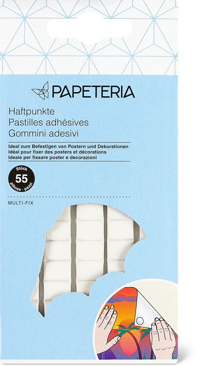 Papeteria Multi-fix Pastilles adhésif