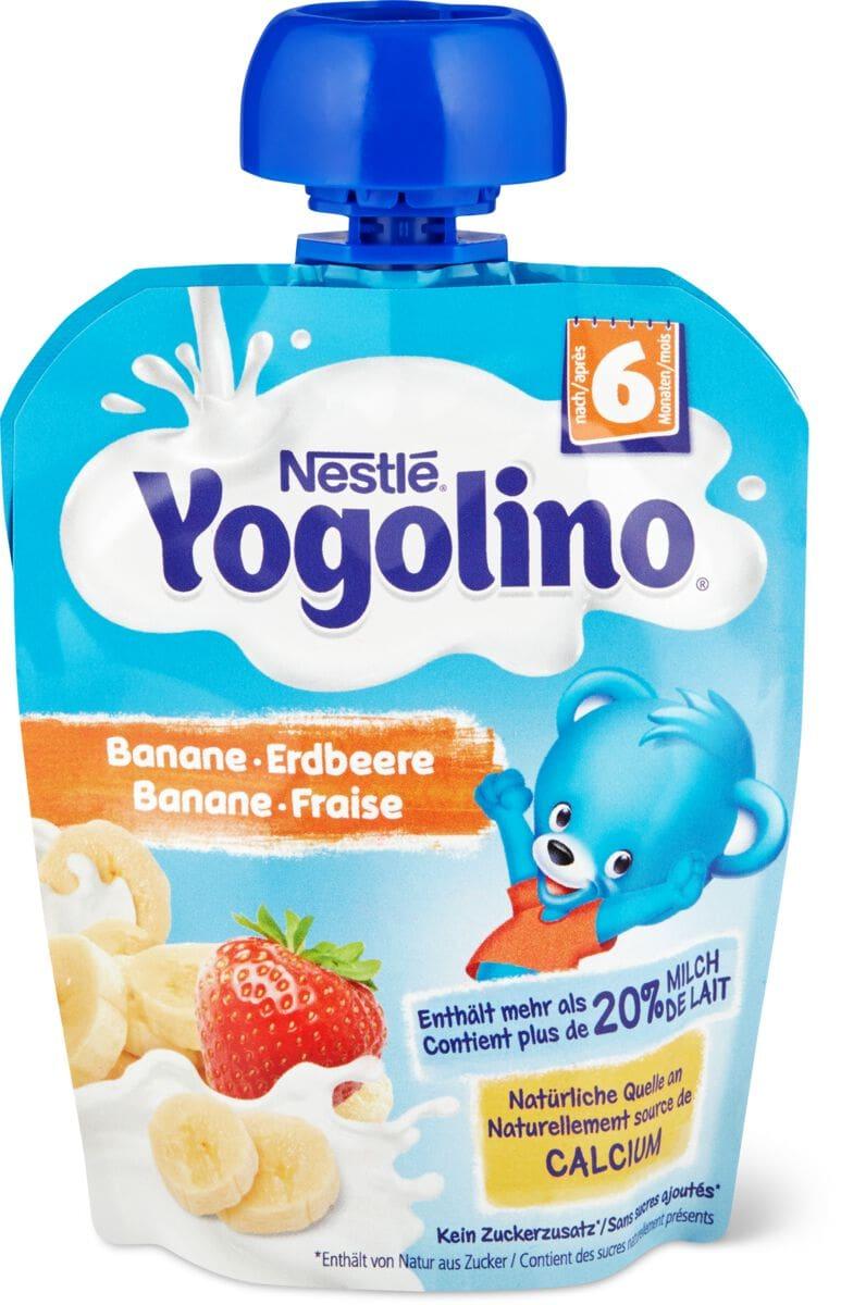 Yogolino Banane-Erdbeere
