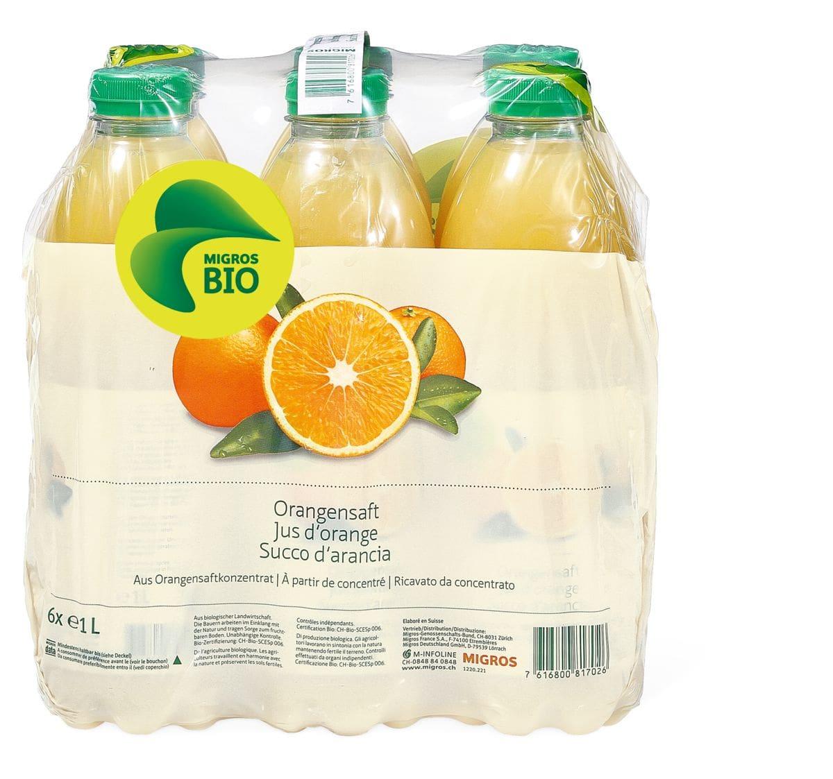 Bio Jus d'orange