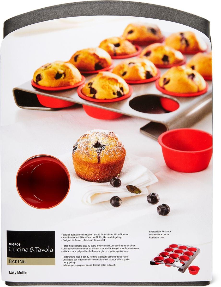 Cucina & Tavola Easy Muffin