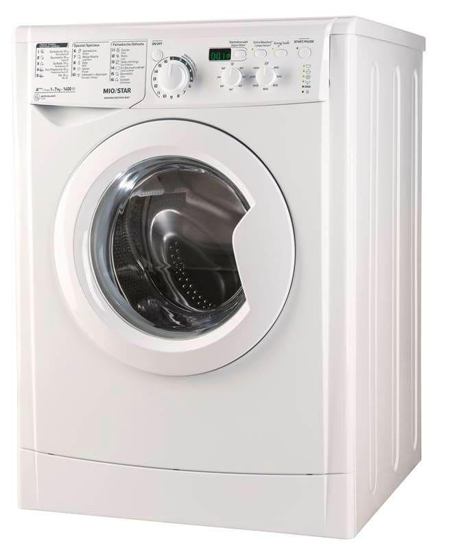 mio star bak7 waschmaschine migros. Black Bedroom Furniture Sets. Home Design Ideas