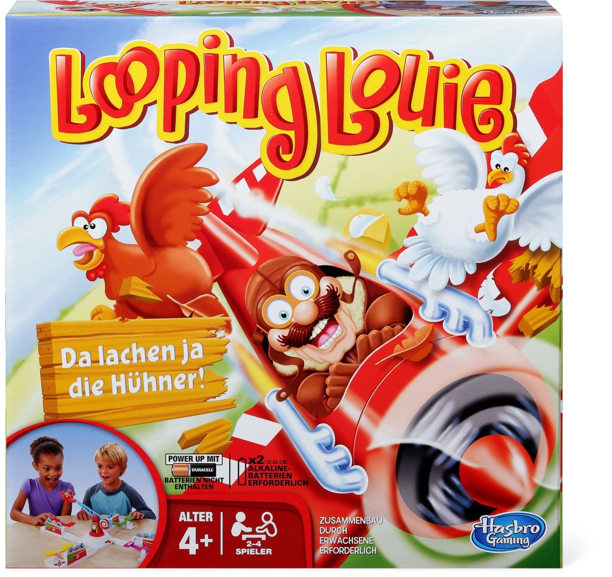 Hasbro Gaming Looping Louie (D) Giochi di società