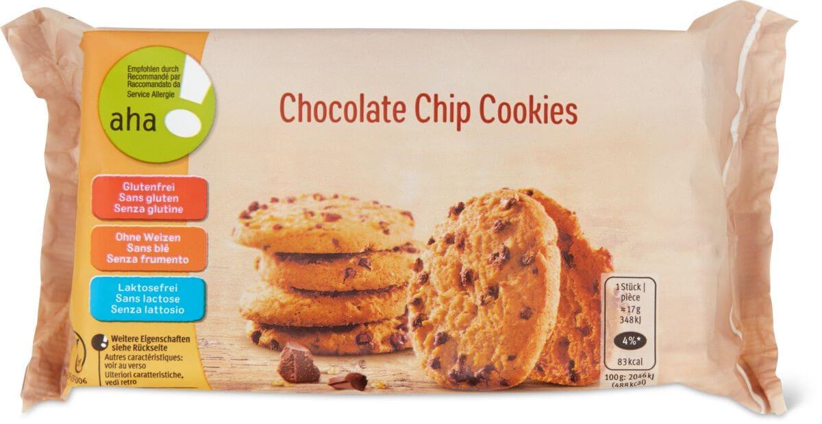 Aha! cookies avec Morceaux de chocolat