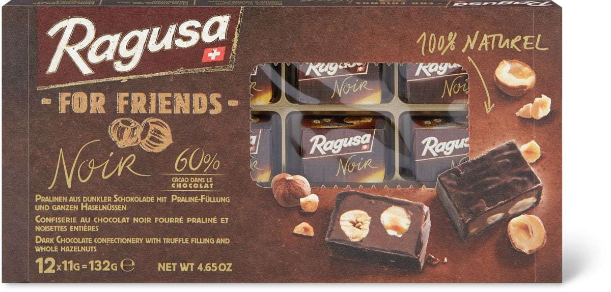 Ragusa Friends Noir
