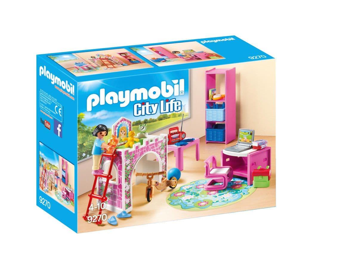Playmobil Cameretta