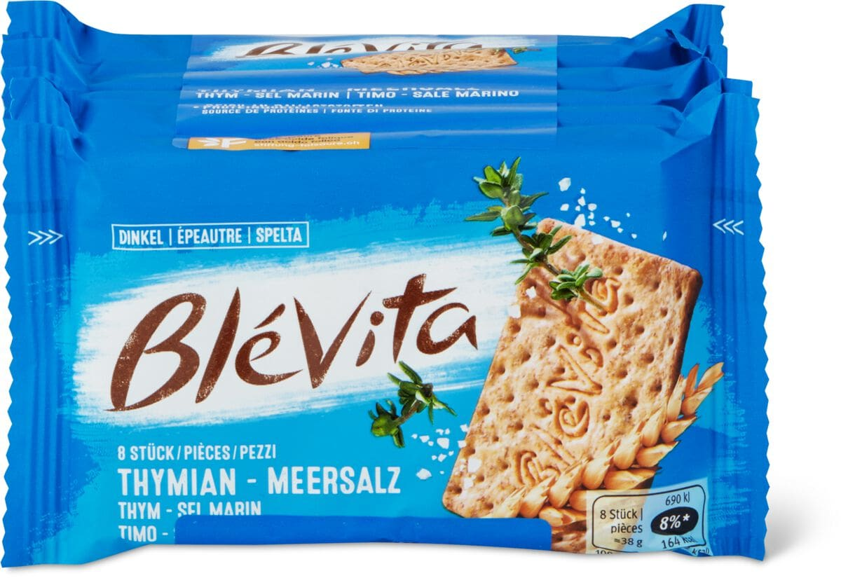 Blévita Thymian-Meersalz