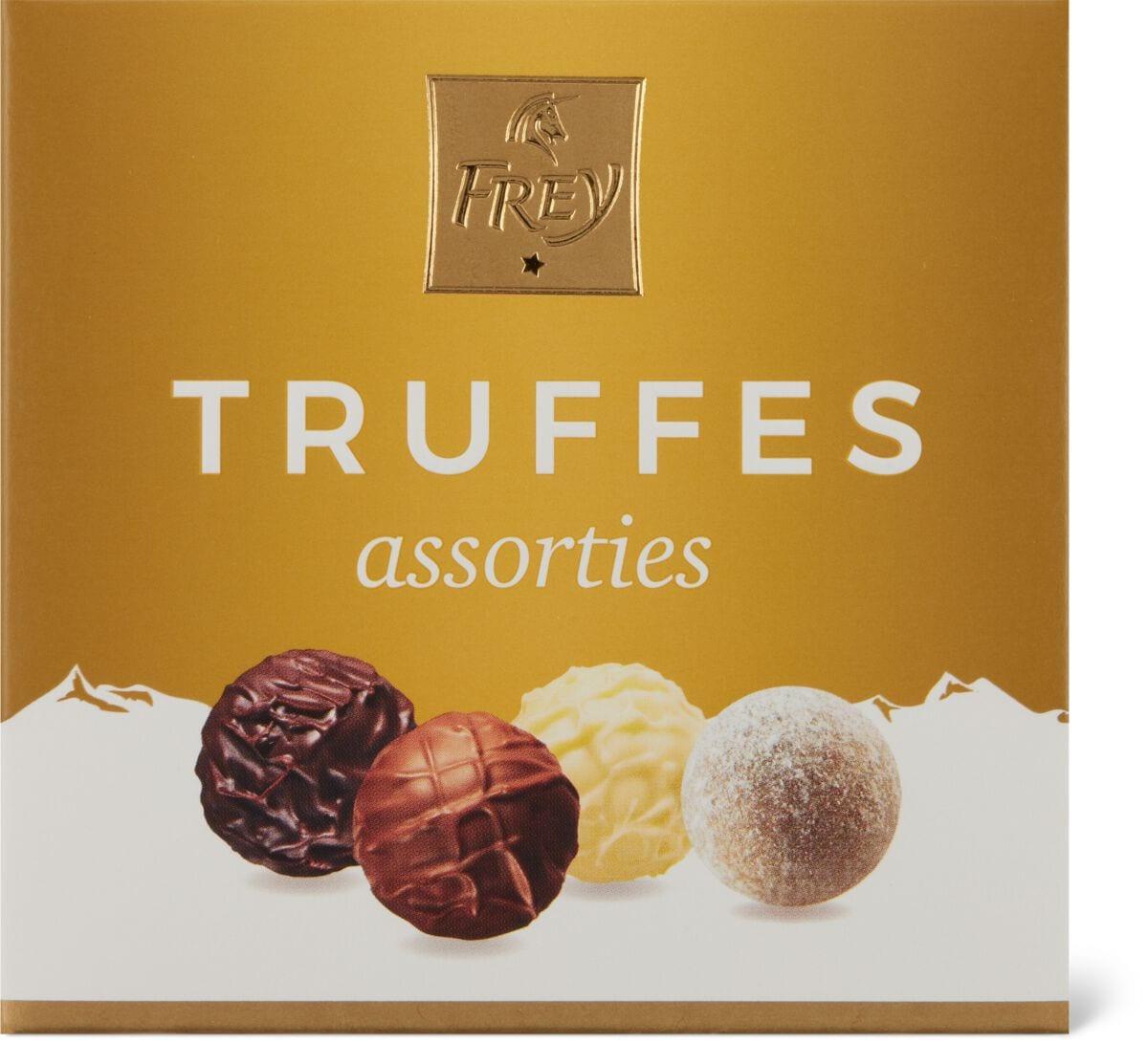 Frey Truffes assortiti, 49g