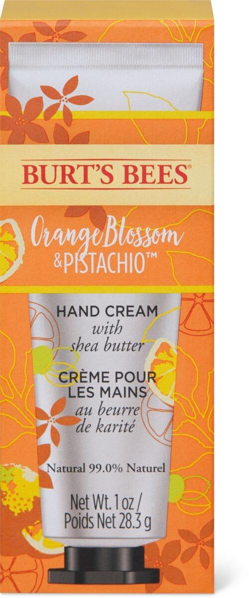 Burt's Bees Handcreme Orangen