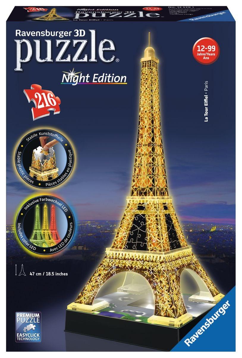 Tour Eiffel - Night Edition 216P