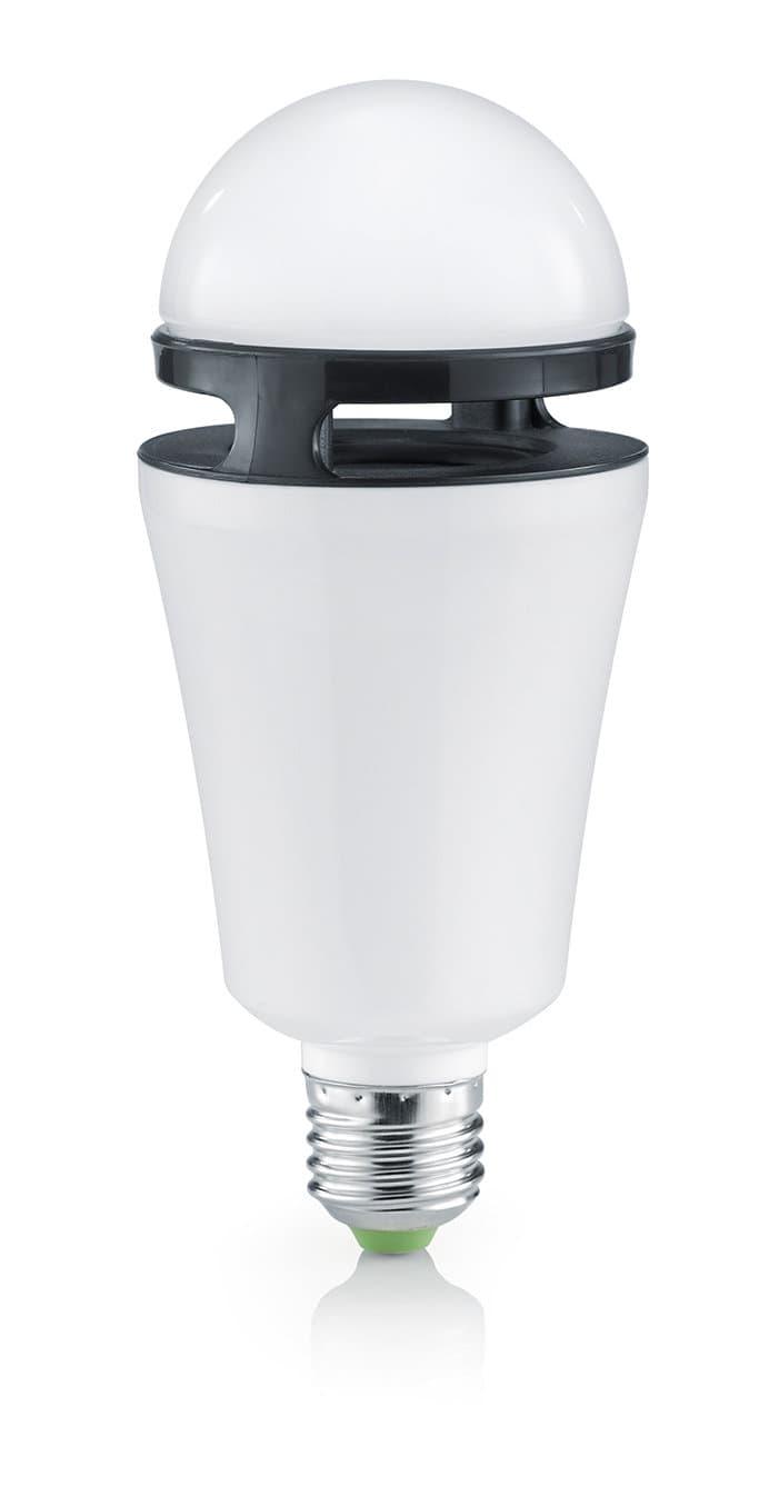 Lampe Bluetooth RGB avec heute parleur
