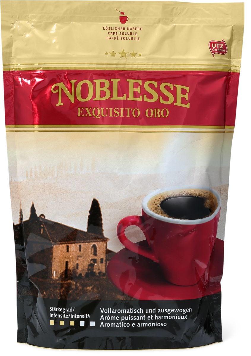 Noblesse Exquisito Oro sachets 200g