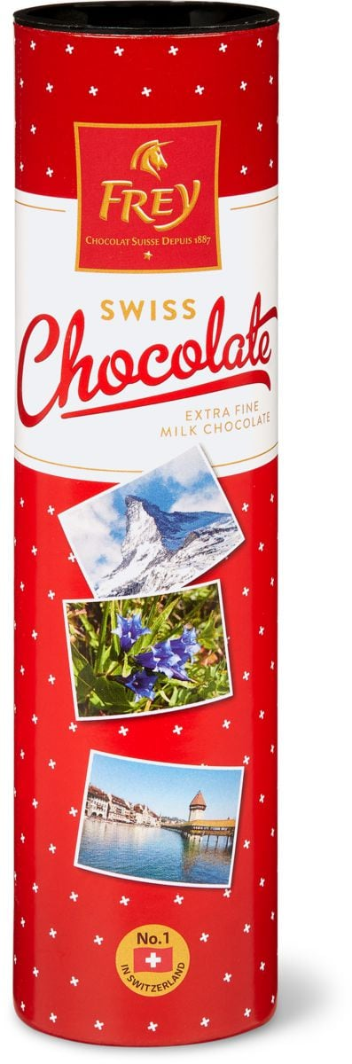 Swiss Chocolate Milk Chocolate