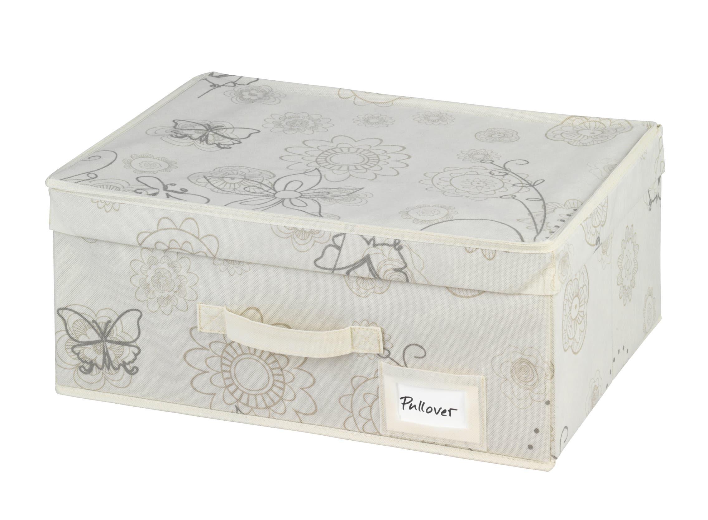 wenko box de rangement butterfly migros. Black Bedroom Furniture Sets. Home Design Ideas