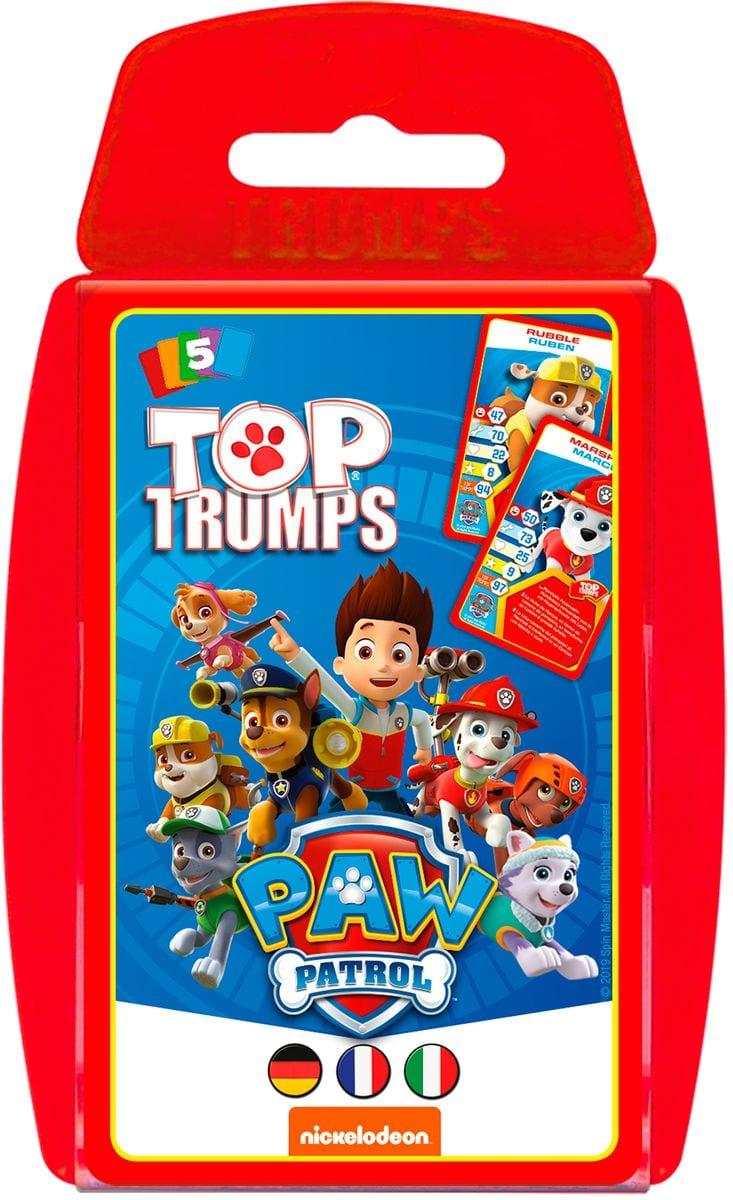 Paw Patrol Top Trumps