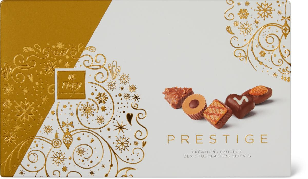 Frey Pralinés Prestige, 132g