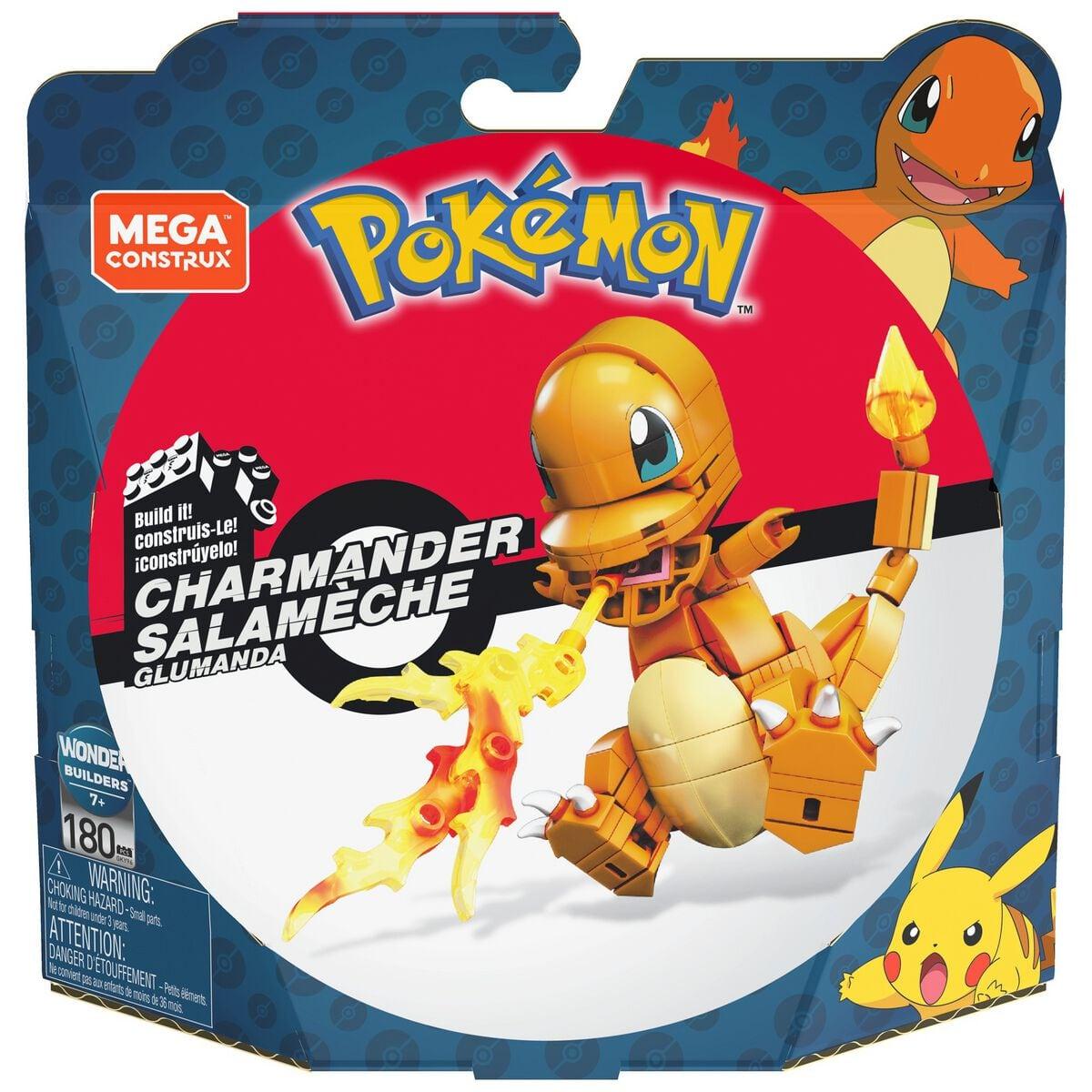 Pokémon Mega Construx GKY96 Pokémon Spielfigur