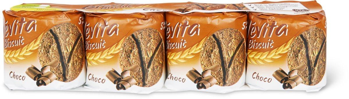 Aha! Blévita biscuit Chocolat