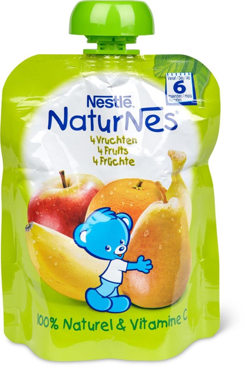 Nestlé NaturNes Merenda da spremere 4 frutti