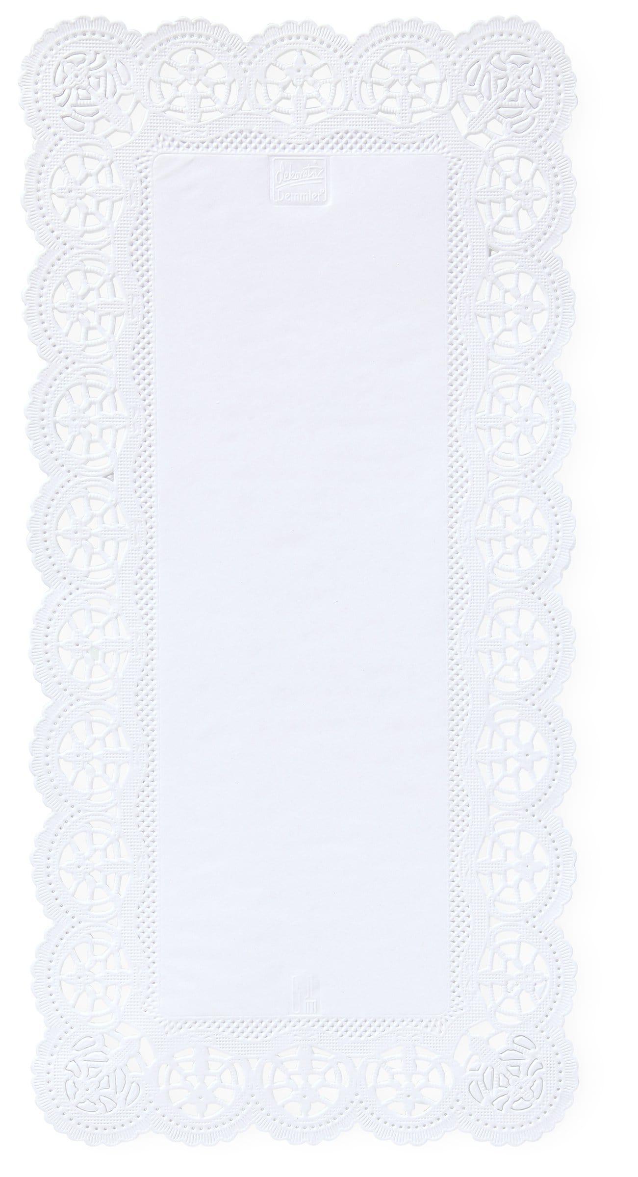 Cucina & Tavola Spitzen-Tortenpapier