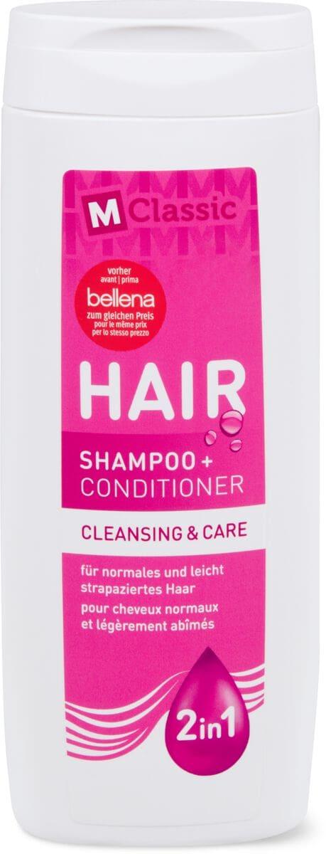 M-Classic 2in1 Moisture Shampoo