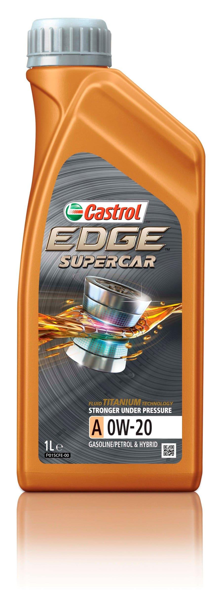 Castrol Edge Supercar A 0W-20 1 L Huile moteur