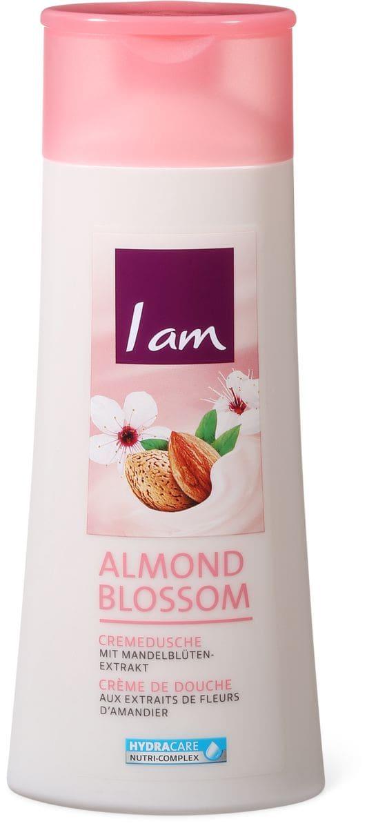 I am Cremedusche Almond Blossom
