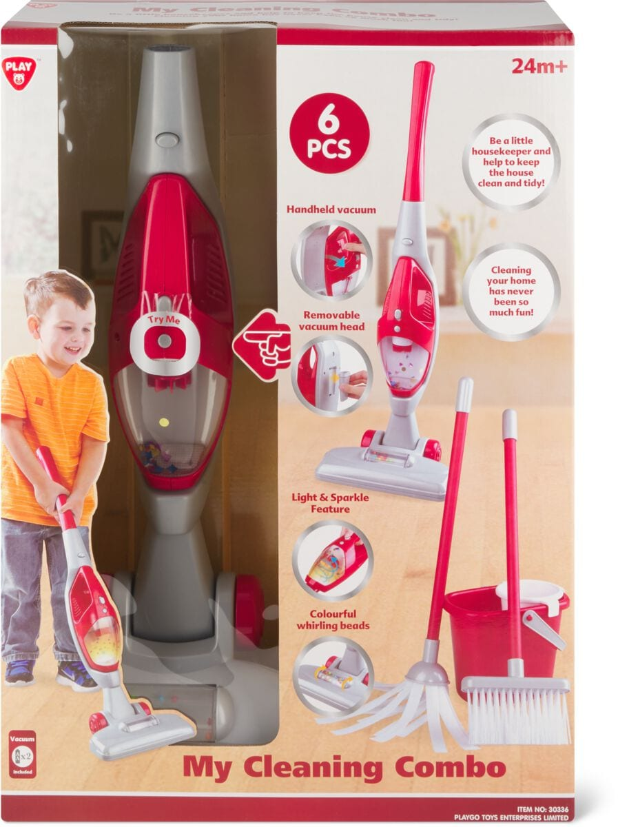 Playgo Cleaning Combo 30336 Rollenspiel