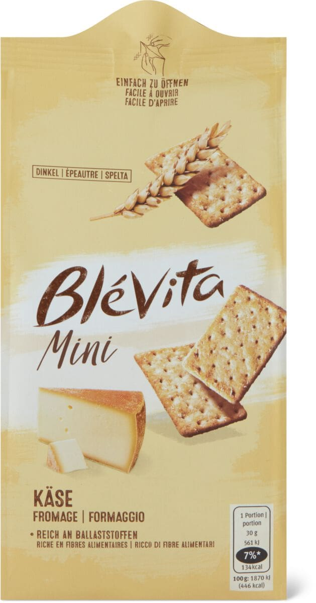 Blévita Mini Käse