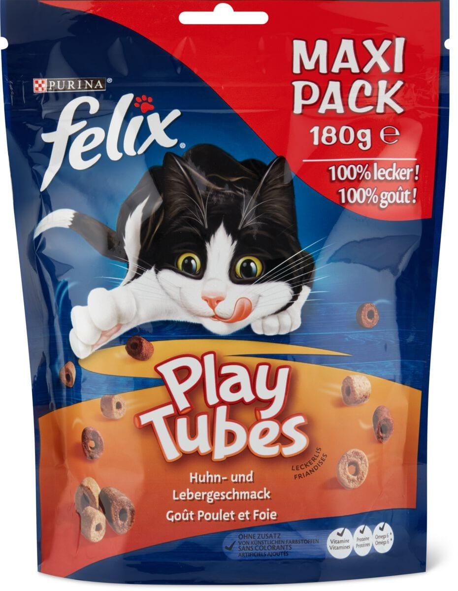 Felix Play Tube mit Huhn und Leber