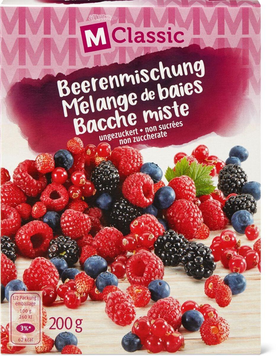 M-Classic Beerenmischung