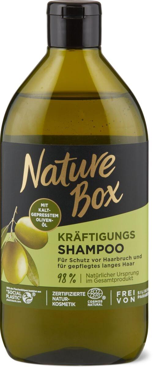 Nature Box Olive Shampoo