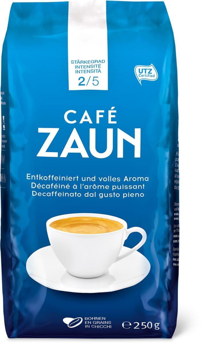 Café Zaun Café en grains