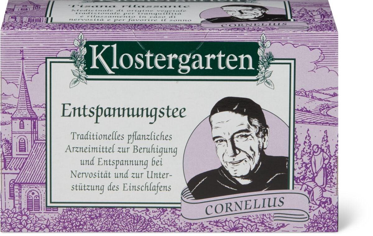 Klostergarten Entspannungstee