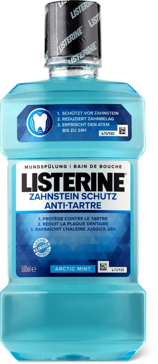 Listerine Zahnsteinschutz