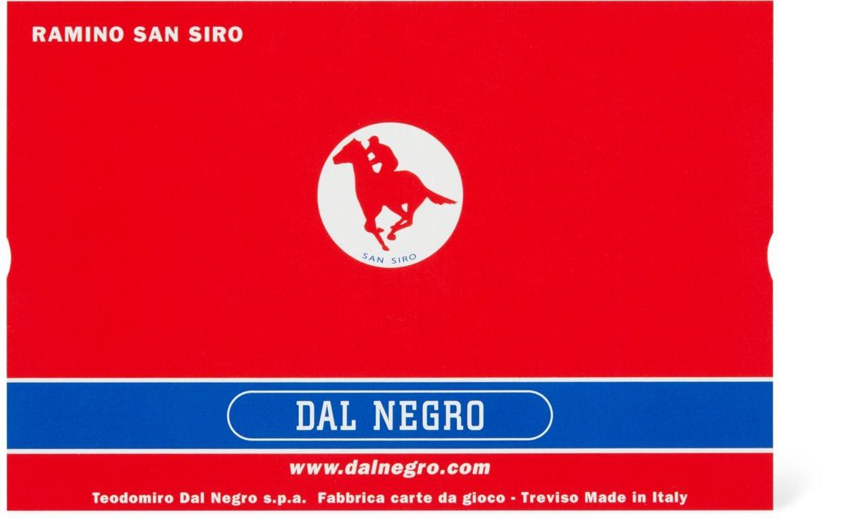 Spielkarten Ramino San Siro Gesellschaftsspiel